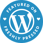 Featured on WordPress Freshly Pressed