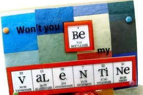 A very Sciencey Valentine's day